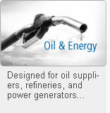 Case Studies - Oil & Energy